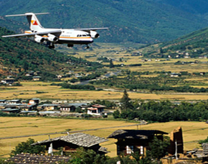 Places of Interest in Bhutan